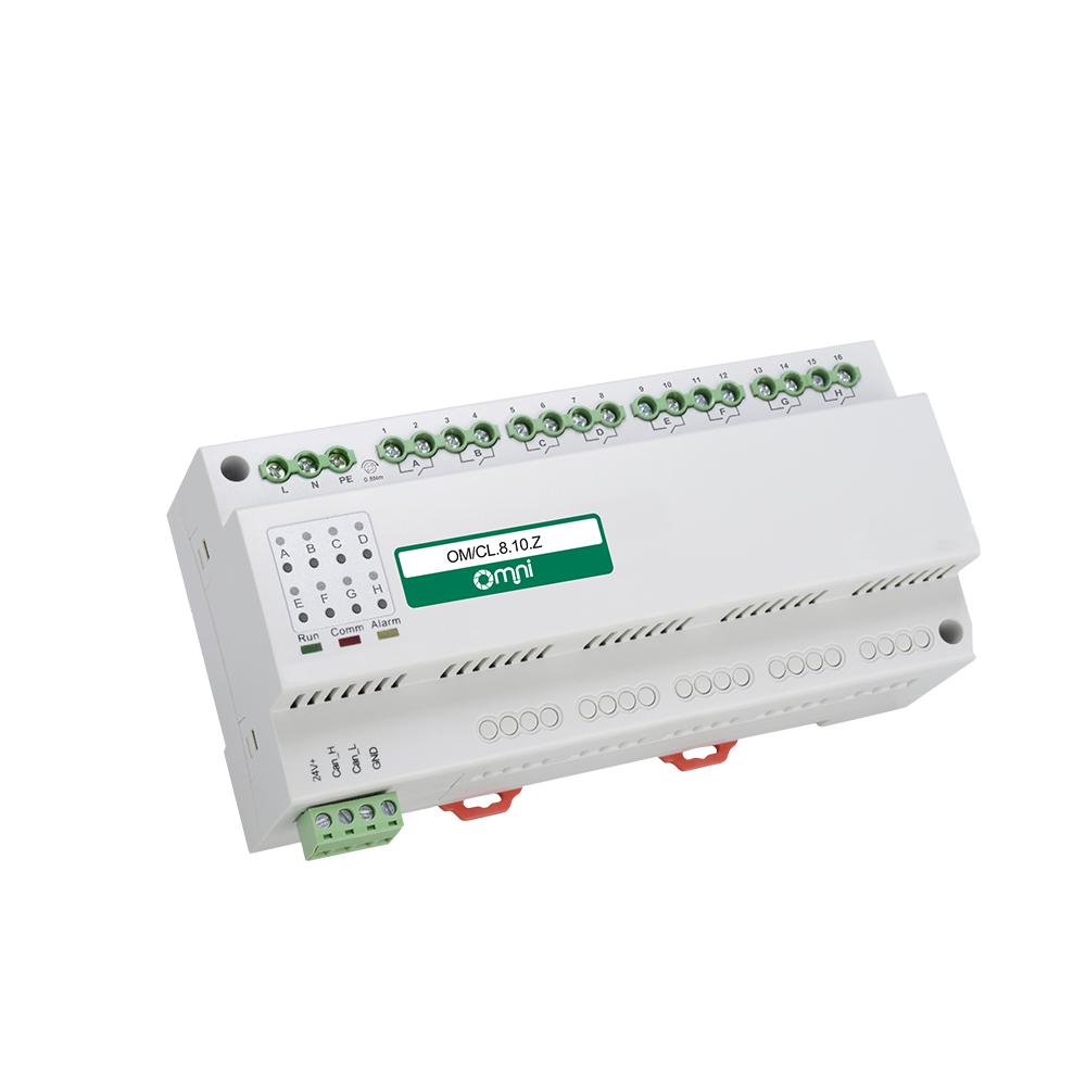 Relay module 8 channels 10A