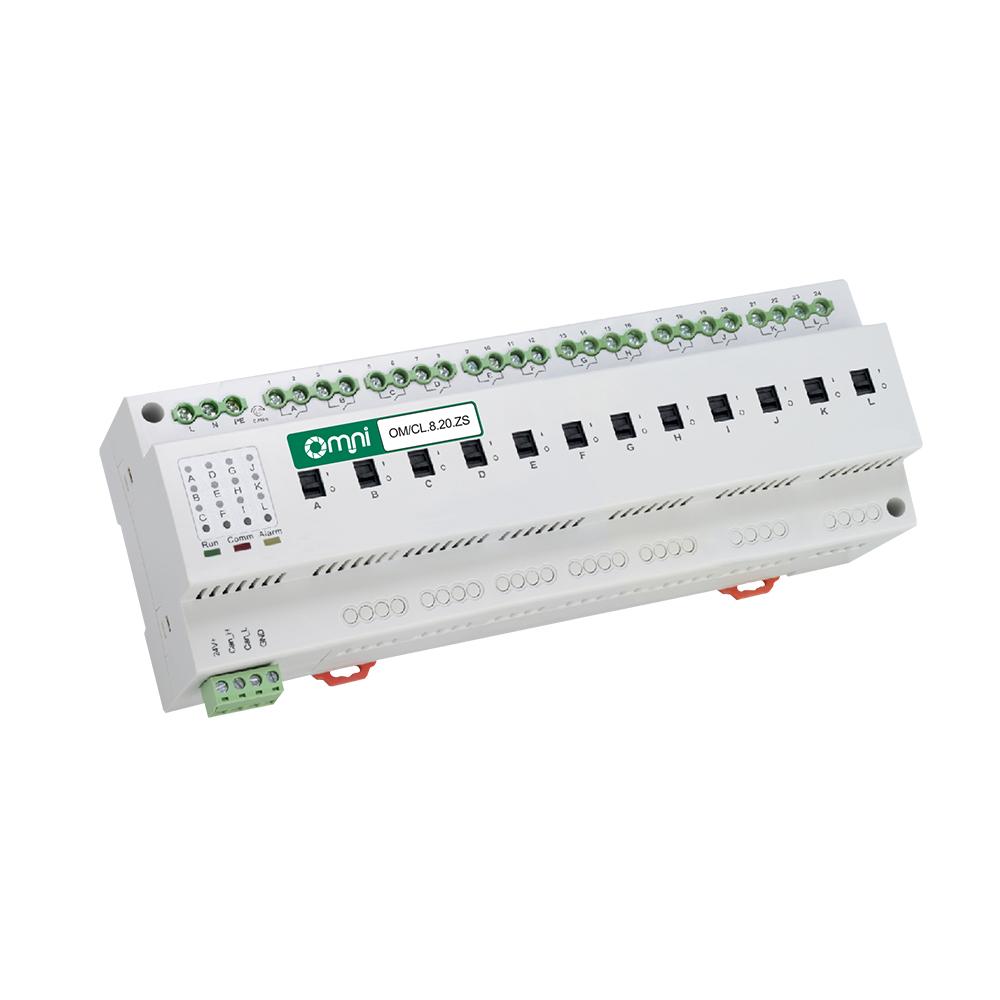 Relay module 8 channels 20A