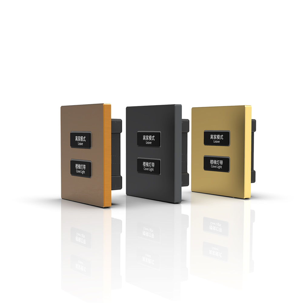 RS485 Smart Switch Panel