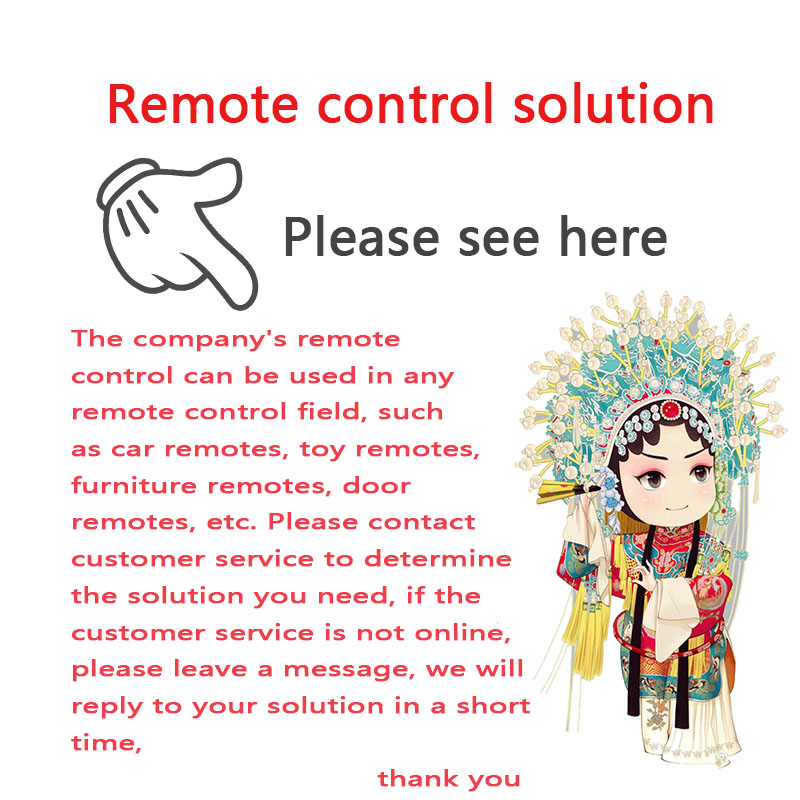 Remote control solution